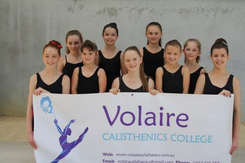 Volaire Calisthenics College, Maiden Gully - Calisthenics Club in Bendigo